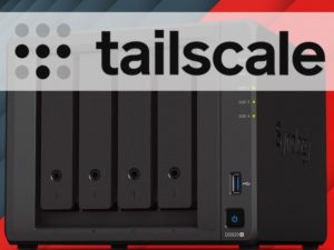 tailscale synology nas 300x225 - Installer Tailscale sur un NAS Synology (VPN WireGuard)